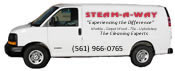 Click here to schedule your Steam-A-Way Cleaning Today